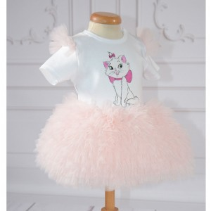 Body roz elegant aniversar ocazii speciale 1 An, Aristocats