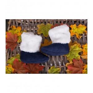Costum cu palton de botez bebelusi baiat TUDOR pentru Toamna-Iarna, ieftin cu cojocel 4 piese