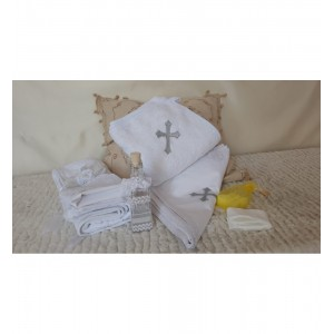 Trusou Botez Biserica baiat sau fetita, CROCE