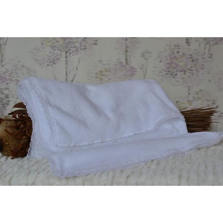 Paturica moale pentru botez Cocolino